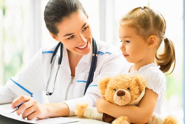как научить ребенка не боятся врачей
