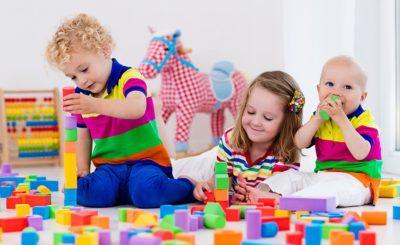 обзор и выбор игрушек для детей до 2-3 лет