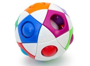 Мяч головоломка ОРБО