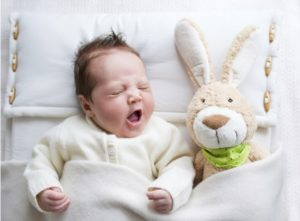 читаем потешки малышу с утра